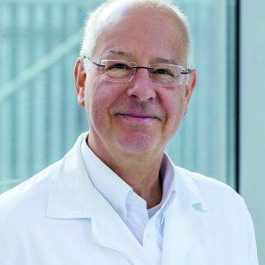 Prim. Univ.-Prof. Dr. Klemens Rappersberger, Pr‰sident der ÷GDV © feel image, Felicitas Matern